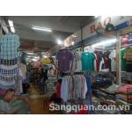 Cần sang và cho thuê Sạp Chợ An Đông, QUận 5