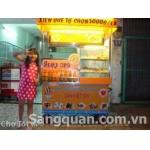 Cần sang 1 xe xiên que thương hiệu Tân Việt Sin