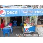 Cần sang quán ăn sáng bún bò và Cafe 045, Lô B, CX Thanh Đa, Bình Thạnh