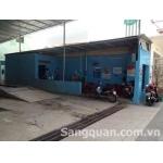 Sang cơ sở DV rửa xe đường QL 1A, Chợ Bình