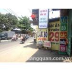 Cần sang quán nhậu số 229 Nguyễn Thị Tú, Bình Tân