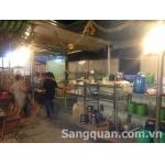 Sang quán nhậu đường Võ Thị Sáu KP Tây B, P Đông Hoà, Dĩ An, Bình Dương.