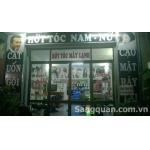 Sang tiệm tóc nam nữ máy lạnh và đồ sinh hoạt quận Bình Tân
