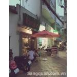 Sang quán cafe số 500 Trường Sa, quận Phú Nhuận
