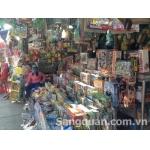 Sang tiệm tạp hóa đồ chơi trẻ em Tân Phú