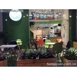 Sang Nhà Hàng & Cafe trung tâm Phú Mỹ Hưng