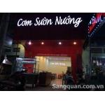 Sang Quán Cơm Sường Nướng MT Nguyễn Anh Thủ  quận 12