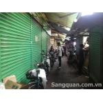 Sang 3 sạp liên kề chợ Tân Định  quận 1