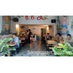 Sang quán cafe 464 Trần Hưng Đạo, F.2, Quận. 5