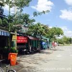 Sang quán ăn Gia Đình đường Trương Đình Hội Quận 4 .