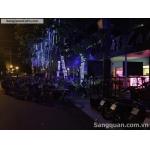 Sang quán cafe DJ làng cafe KCX Bắc Hải Quận 10