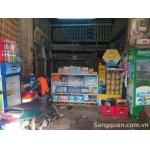 Sang cửa hàng tiện ích mặt tiền đường quận  Tân Phú