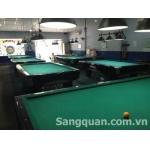Cần thanh lý 5 bàn bida còn mới quận Tân Phú