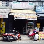 Sang quán cơm - Gía thuê mặt bằng rẻ 553/36A Nguyễn Kiệm