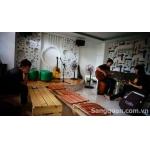 Sang quán cafe ghita acoustic, bóng đá K+