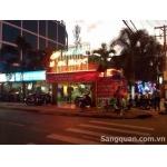 Sang quán nhậu góc 2 mặt tiền 09 Phạm Vấn, Tân Phú.