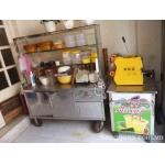 Sang đồ đạc thiết bị bán cafe, sinh tố 766/92/20 CMT8,Tân Bình