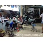 Sang Tiệm tóc 243 Phùng Văn Cung, quận Phú Nhuận