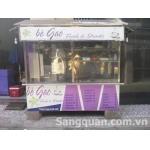 Sang quán Trà Sữa, Bánh mì 20 Chữ Đồng Tử, Tân Bình