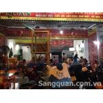 Sang quán nhậu 809A đường Nguyễn Duy Trinh, P. Phú Hữu, Q.9