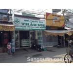 Sang Nhà Thuốc ngay chợ Lạc Quang quận 12