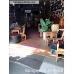 Sang quán Lốp cafe mặt tiền Kênh Tân Hóa