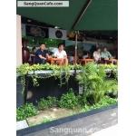 Sang quán cafe góc 2 mặt tiền chung cư Hà Đô , P.5, Q.Gò Vấp