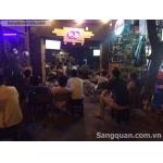 Sang quán cafe góc Ngã ba Rạch Bùng Binh