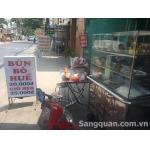 Sang cửa hàng ăn 128 Phan Huy Ích, P15, Tân Bình