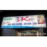 sang gấp 1 quán nhậu còn mới tại 32A Mai Văn Vĩnh, quận 7