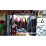 Sang kios 7 Chợ Hoàng Hoa Thám Phường 13 Quận Tân Bình.