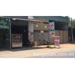 Sang gấp quán cơm mặt tiền ngay cổng KCN Đông Nam , Củ Chi