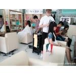 Sang salon tóc cao cấp trung tâm quận 5