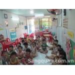 Sang Trường Mầm Non 32C Lạc Long Quân, quận 11