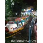 Sang khu vui chơi đường Quang Trung, Hóc Môn