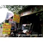 Sang quán bún bò- hủ tiếu 50 đường 18 quận Bình Tân