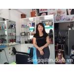 Sang tiệm tóc số 8E3 Đường số 30, Tân Phong, Quận 7.