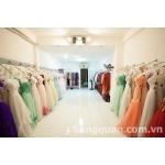Sang tiệm áo cưới đường Tô Ký quận 12