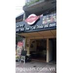 Sang Quán mặt bằng Cafe + quán ăn 166 Lê Lai , quận 1