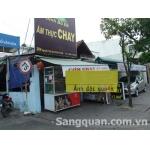 Sang quán Ẩm Thực Chay đường Nguễn Thái Sơn Quận Gò Vấp