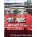 Sang quán ăn 99 Nguyễn Thái Học, P. Cầu Ông Lãnh, Q1