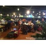 Sang nhà hàng đường Ung Văn Khiêm, Bình Thạnh, 12 x 80m
