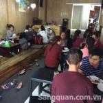 Sang Quán Cơm VP + Cafe , Bên Hông ĐH HUFLIT