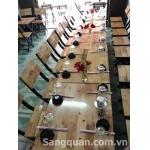 Sang quán nhậu 245 Tây Thạnh, Tân Phú