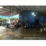 Sang Tiệm rửa xe đường Dương Quảng Hàm, Gò Vấp