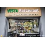 Sang gấp nhà hàng Số 8 Yersin, Nguyễn Thái Bình , Q.1