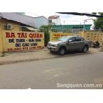 Sang quán nhậu Dê 18 Phạm Văn Chiêu, Gò Vấp