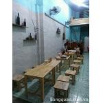 Sang quán ăn Làng Đại Học, quận Thủ Đức.