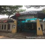 Sang MB quán nhậu Đối diện UBND phường Hiệp Thành, đường Nguyễn Ảnh Thủ, quận 12