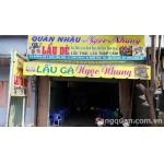 Sang gấp quán ăn - quán nhậu đường số 3, KCN Tân Tạo, P. Tân Tạo A, Q. Bình Tân.